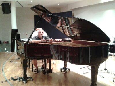Accordatura pianoforte Caccia Romano